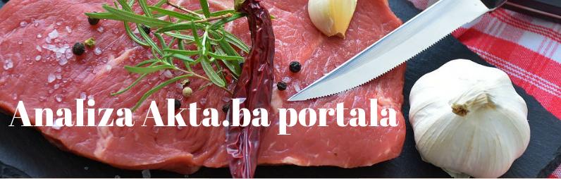 TOP 10 kompanija u mesnoj industriji u BiH