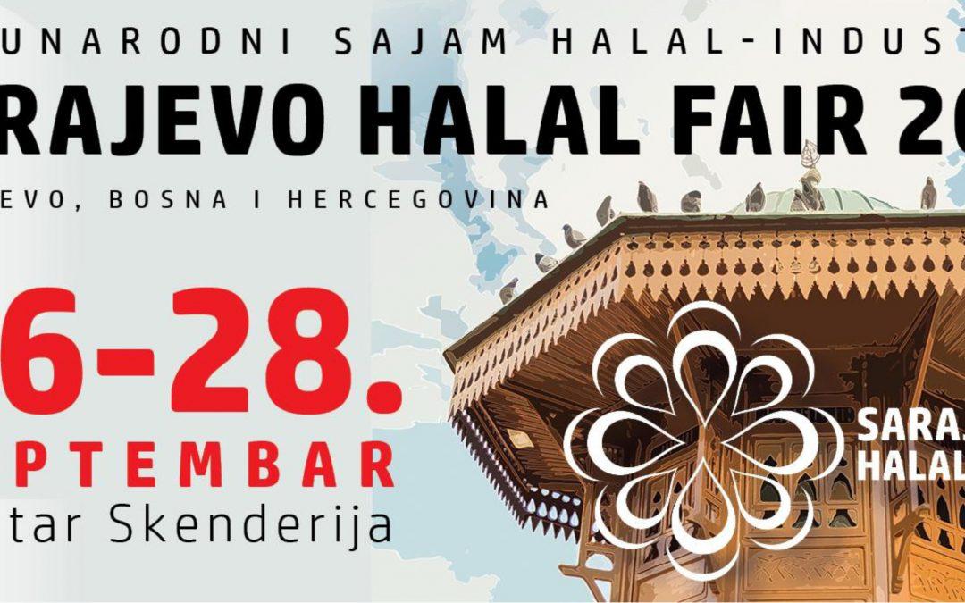 Sarajevo Halal Fair (SHF) 2019  – POZIVNICA